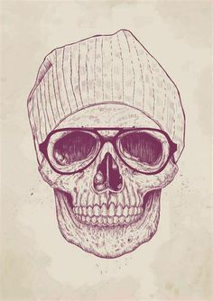 Skull by anuartacach on Pinterest | Skull, Skull Art and Indian Skull