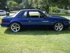 Foxbody Mustang w/ 03 Cobra Engine 1993 Ford Mustang, Mustang Lx, Fox Body Mustang, Mustang Cars, Ford Mustangs, Notchback Mustang, Ford Fox, Pony Rides, Old School Cars