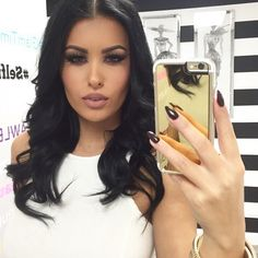 extensions ☺️ @bellamihair (code: amrezy foroff) Phone case from @topshop by amrezy http://ift.tt/1yB5UbQ
