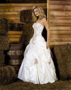 Princess Wedding Dress by Emerald