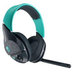 Acessório Skullcandy PLYR2 Surround Sound Wireless Gaming Headset, Teal/Navy (SMPLFY-280) #Acessório #Xbox360
