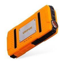 Unifun 10400mAh Waterproof External Battery Power Bank Charger Impact Apple S5