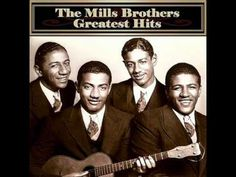 """""""You Always Hurt The One You Love"""" (1944) By Doris Fisher & Allan Roberts - Performed By The Mills Brothers"""