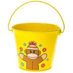 Metal Garden Bucket http://shop.crackerbarrel.com/Metal-Garden-Bucket/dp/B00BW9IR8U