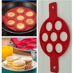 Panicakes Fantastic Fast And Easy Way to Make Perfect Pancakes #Unbranded