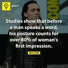 I really, really love that Loki is the background for this particular fact.