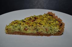 Mlsná máma : Cuketový koláč Ricotta, Avocado Toast, Quiche, Cooking Recipes, Breakfast, Food, Morning Coffee, Chef Recipes, Essen