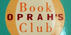 Oprah's New Book Club Pick: The Same Old Song, Only Better