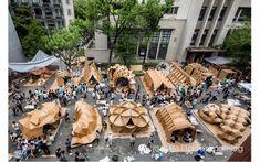 Cardboard City, Hong Kong