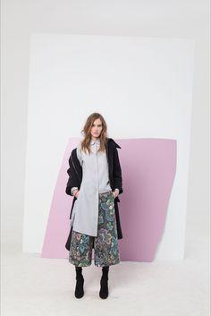 Sfilata Alessia Xoccato Milano - Collezioni Autunno Inverno 2016-17 - Vogue