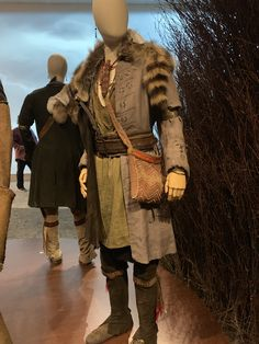 Terry Dresbach, Outlander Costumes, Old Cabins, Drums Of Autumn, Seven Years' War, The Revenant, Mountain Man, Larp, Costume Design