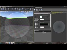 Unreal Engine 4 - Chromatic Abberation Refraction w/Nodes Only! - YouTube