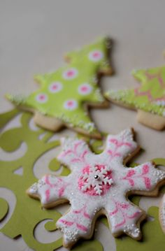 The Couture Cakery - Decorated Cookies via #TheCookieCutterCompany