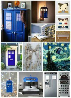 Doctor Who decor