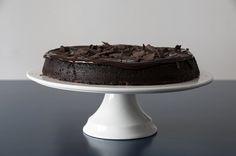 Bolo de Chocolate e Whisky #baking #chocolate #whiskey #whisky #cozinha #receita #bolo