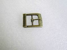 Small Buckles - Rectangle Shape Antique Brass Buckles suit 20mm straps or belts…