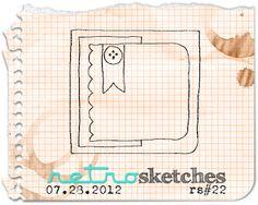 retro sketches : #22...
