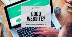 Nowadays, more than half the people tend to look for a product or a service on the internet, which is why it is a must for any business to have a strong online presence for influencing more customers. If you have just started, find a decent #web_design & #web_development services, #search_engine_optimization services in #Norway and get your site ready.  In case, you are looking for a service that can help you make and promote your #website, you can check out #Visual_Digital #Marketing. Design Web, Search Engine Optimization, Web Development, Norway, Digital Marketing, Internet, Strong, Website, Business
