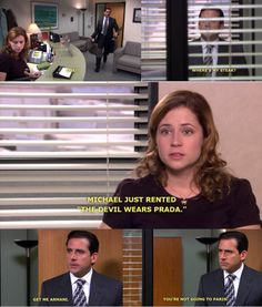 the office <3