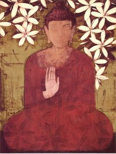 better than a thousand hollow words, is one word that brings peace.  ~buddah