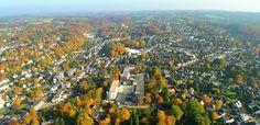 Bergisch Gladbach im Herbstkleid