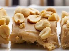 Salted Nut Squares, tastes just like payday candy bar