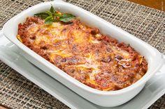Famosa Pasta (jantar)    Lasagna Bolognesa  Massa com recheio de molho bolognesa, molho pomodoro e mozzarella, montada na hora e gratinada com parmesão
