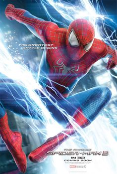 I am so happy that I watched the little kid tv show the ultimate spiderman because I now know Electro!