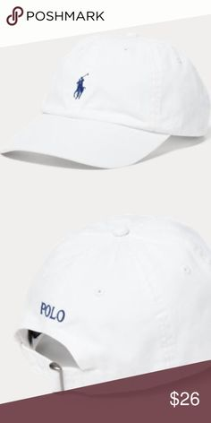 b5e2802a Polo Baseball Cap Worn once, in mint condition. Polo by Ralph Lauren  Accessories Hats