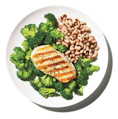 12 Week Bikini Body Competitor Diet | Muscle & Fitness