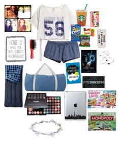 """""""Sleepover"""" by data0715 ❤ liked on Polyvore"""