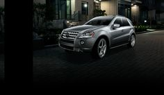 Mercedes-Benz ML550 SUV..would love to have this as my next ride!