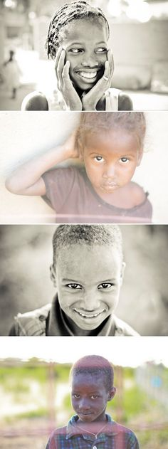 Mali Africa Sahel Westafrica Humanitarian poverty children portrait happy smile