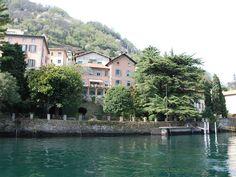 Lago di Como Laglio villa stupenda a lago per una vacanza da sogno