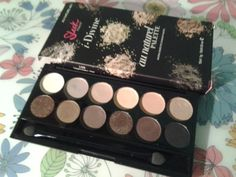 Nat Fashion Diary: Mes palettes Sleek makeup