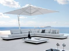 Make your outdoor space relaxing, inviting, and comfortable with an outdoor sofa. Cosh Living stocks a wide range of sofas, get an online quote today! Outdoor Furniture Stores, Modern Outdoor Furniture, Outdoor Sofa, Outdoor Spaces, Outdoor Living, Garden Sail, Backyard Garden Design, Brisbane, Melbourne