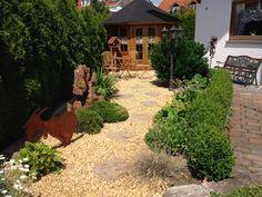 Epic Herbstlicher Garten mit Gr sern und Fetthenne Sedum Wohnen und Garten Fotomunity Garten Gestaltungstipps Pinterest Garten