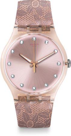 Swatch SUOT100 watch - Apres Ski - Stellassa