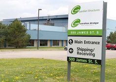 Guardian Bridge has taken over one-third of the former Dana property on James Street South in St. Marys, which will eventually bring about 150 jobs to the town. Laura Cudworth/Stratford Beacon Herald/Postmedia Network