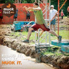 #MuckFestMS #MuckFest #Muckers
