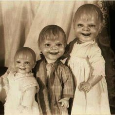 weird dolls   Weird dolls