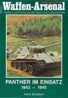 Das waffen arsenal SH024 - Panther im Einsatz 1943 - 1945  #panther