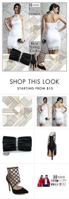 """""""his and her fashion"""" by k-lole ❤ liked on Polyvore featuring H&M"""
