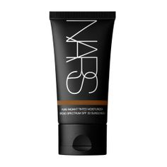 "NARS Pure Radiant Tinted Moisturizer – Broad Spectrum SPF 30 in Polynesia.  This is my go to ""foundation"" in the summer."