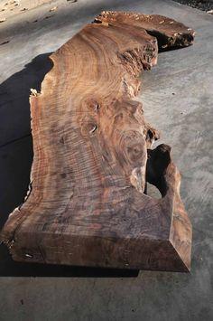 Wood porn - Walnut Root