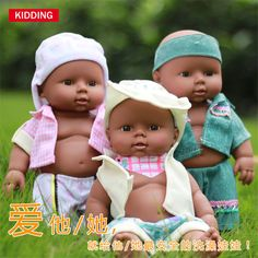 Cheap doll happy, Buy Quality doll bead directly from China doll display case acrylic Suppliers:    New Arrival 16inches Lovely Reborn Baby Doll Real Touch Soft Vinyl Silicone Lifelike Newborn Baby for Girl Gift BBGUN