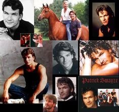 The Outsiders, Red Dawn, North and South, Dirty Dancing, Road House, Next of Kin, Ghost and Too Wong Foo...my favorite Patrick Swayze movies
