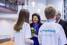Kuninkaallisia vieraita naapurista! // Royal visitors from Sweden