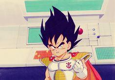 Prince Vegeta #fanfiction #dbz #anime