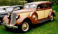 Graham-Paige Blue Streak Limousine  (1932)